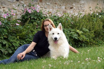 Lord  3 ans mon gros malou        (berger blanc suisse)