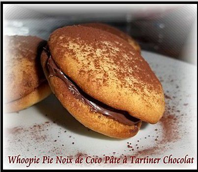 Whoopie pies day 4 les participations