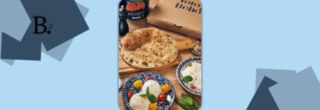 Toto Bello, la pizza Romaine de compétition s'installe à Toulouse