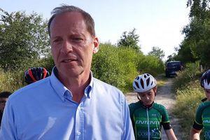 France Bleu>>>Tour de France : Christian Prudhomme attendu à Vierzon jeudi...