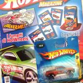 MAGAZINE HOT WHEELS LANGUE ITALIENNE MADE IN ITALIA LIVRE FORMAT A4 - car-collector.net