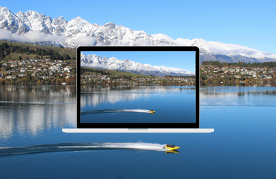 Scenic Beauty, Adventure & Luxury Meet in Queenstown