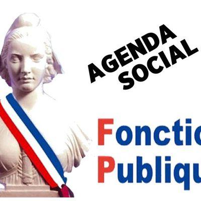 L'agenda social national du deuxième semestre 2020 vient d'être annoncé pour la fonction publique