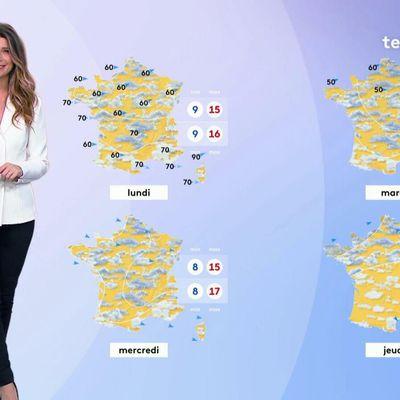 Chloé Nabédian 15/05/2021 Journaux météo du midi
