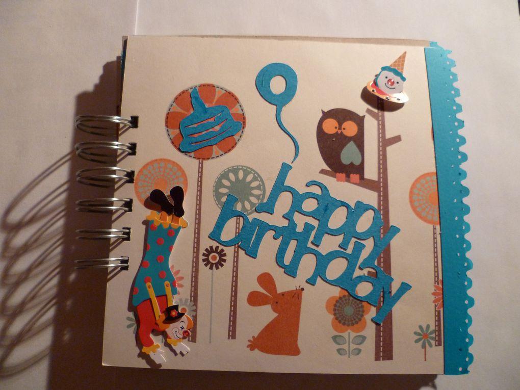 Album - Mini-album-anniversaire-Anthony