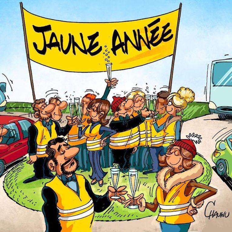 2020 : année jaune