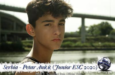 Serbia - Petar Aničić - Heartbeat (Junior ESC 2020)