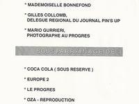 """1991 - Pin's Expo organisé avec l'Espace Gerson et ma société """"Ideal Conception"""" - Plusieurs milliers de visiteurs"""