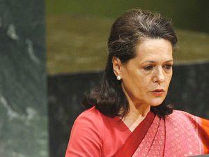 Gandhi Sonia