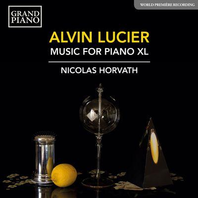 Alvin Lucier - Music for piano XL