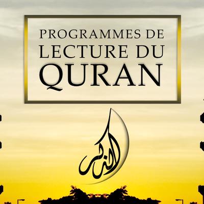 Programmes de lecture du Quran