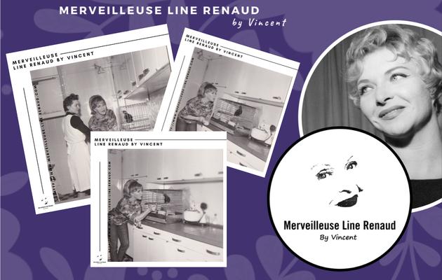 PHOTOS: Line Renaud dans sa cuisine