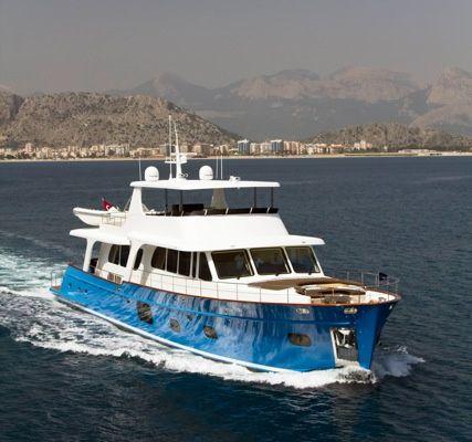Vicem Yachts dévoilera son tout nouveau navire amiral à Cannes