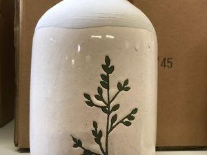 Vases blancs pour une déco épurée