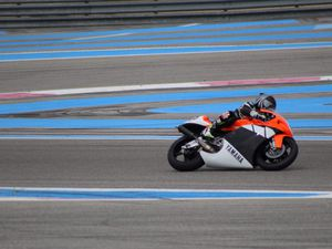75 - Jérome ADRION 250 GP Yamaha