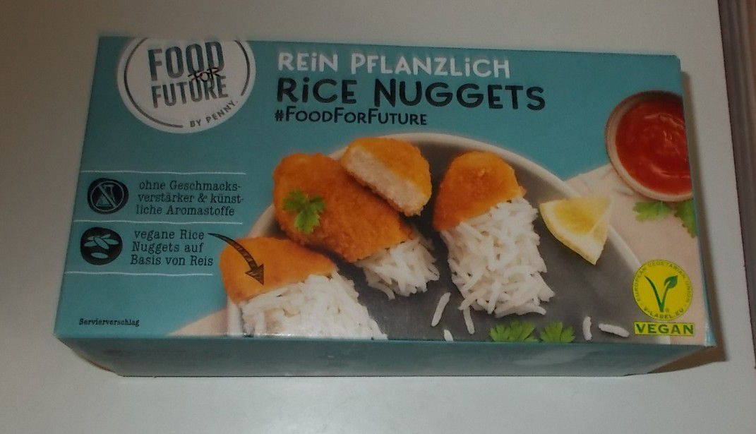 [Penny] Food for Future Rice Nuggets