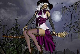 Ma sorcière bien aimée