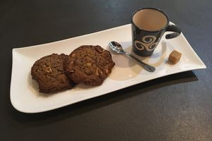 Cookies cappuccino
