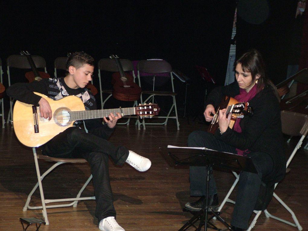 Album - audition-7-mars-2010