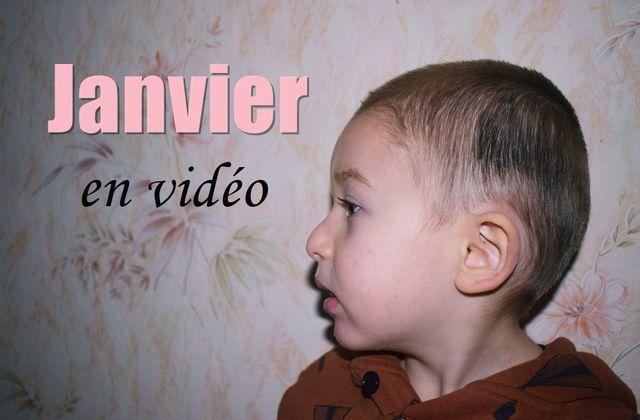 Notre mois de Janvier en vidéo