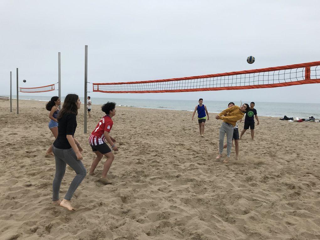 SMSP19 Health Sports on the beach