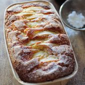 Cake aux pommes extra moelleux
