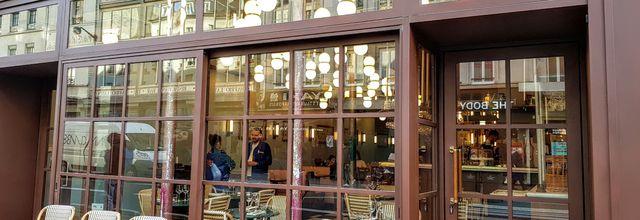 Rosie (Paris 11) : Brasserie dans le vent