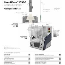 ResMed - HumiCare D900