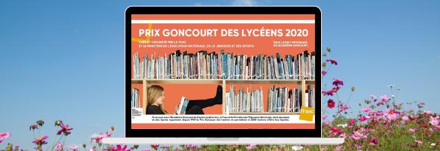 Goncourt des Lycéens 2020 : liste des 6 romans finalistes