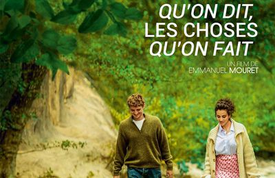 Critique Ciné : Les choses qu'on dit, les choses qu'on fait (2020)