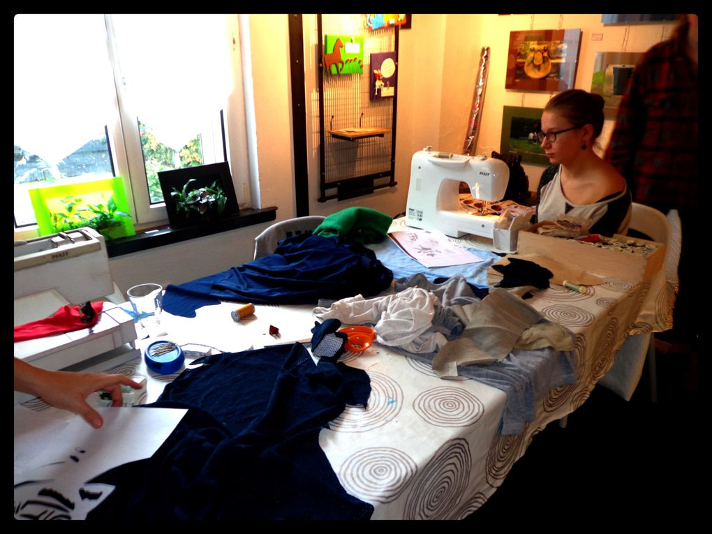 IUM WEAR - Ateliers Custom' - Octobre 2013