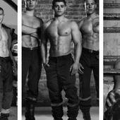 Photos : découvrez le calendrier sexy des pompiers 2020