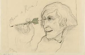 Tomi Ungerer...un grand dessinateur