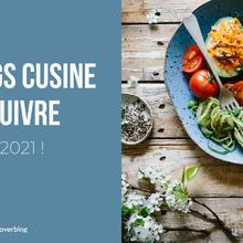 5 Blogs de cuisine à suivre en 2021