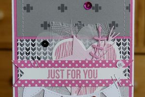 Just for you