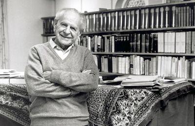 Tolérance et responsabilité intellectuelle (Karl Popper)