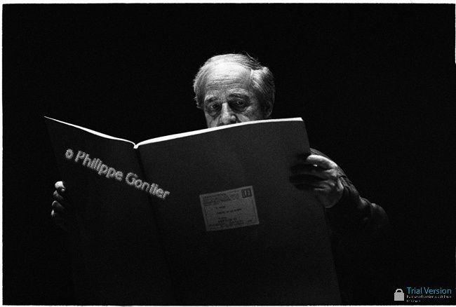 Une sélection de six photographies commentées par Philippe Gontier