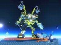 Jeux video: LEGO La Grande Aventure - Le Jeu Vidéo dispo !