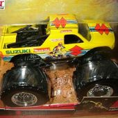 SUZUKI MONSTER JAM HOT WHEELS 1/64 - car-collector.net