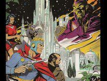 "Flash Gordon ""L'intégrale Al Williamson"" - Neofelis Ed. 2012"