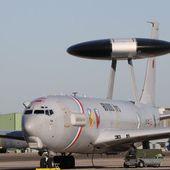 Des avions Awacs seront prochainement stationnés à l'aéroport de Châteauroux