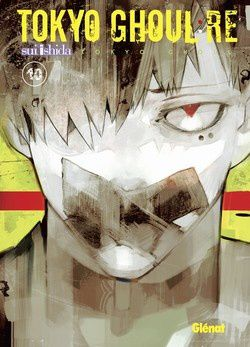 Tokyo Ghoul : Re tome 10 « Faire parler humains et Ghouls… »