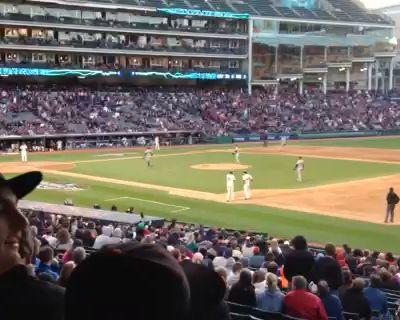 Cleveland Indians - Detroit Tigers
