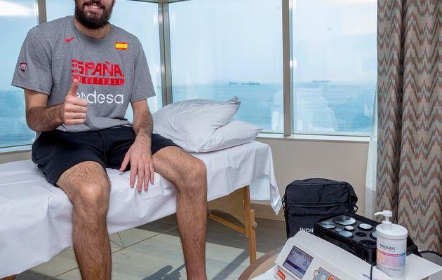 Basket : l'Espagne sur le toit du monde
