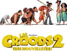 Les Croods 2 : une Nouvelle Ere (2021) de Joel Crawford