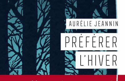 Préférer l'hiver – Aurélie Jeannin