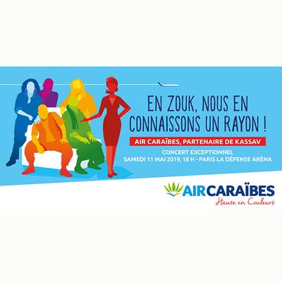 Air Caraïbes et Kassav : un partenariat haut en couleurs
