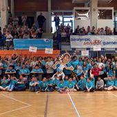 Die ersten Wiener Paralympic School Games