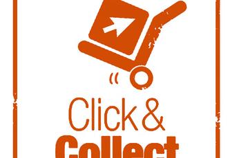 """""""Click & collect"""" pendant le confinement"""