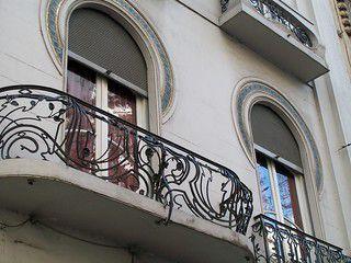 Hotel Chile (Quartier de Montserrat - Buenos Aires)